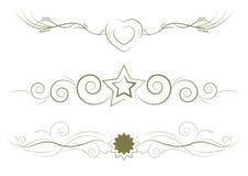 linie ornamentacyjna reguła ilustracji