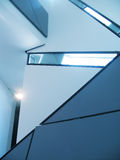 linie salowe architektoniczne obrazy royalty free