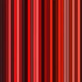 Linien der roten Tönung Stockbild