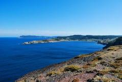 linii brzegowej morze fotografia stock