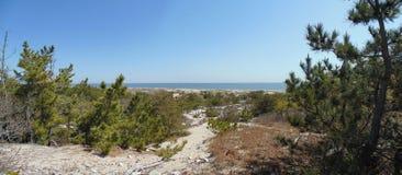 Linii brzegowej natura Fotografia Royalty Free