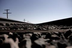 Linii kolejowej Zjednoczenie Pacyfik Zdjęcie Stock