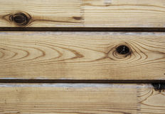 Lining Board Close-up Stock Image
