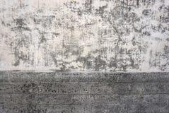 Liniowa betonowa tekstura Zdjęcie Royalty Free