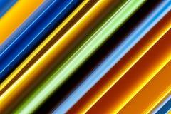Linjär lutningbakgrundstextur Arkivfoto