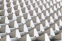 Linje av pyramiden Royaltyfri Fotografi