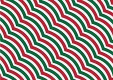 Linje för bakgrundsjul för kurva abstrakt design för signal för färg royaltyfri illustrationer