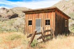 Linje för tappningcowboystaket kabin #6 Royaltyfri Fotografi