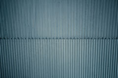 Linje modell för rulltrappastålmetall Arkivfoto