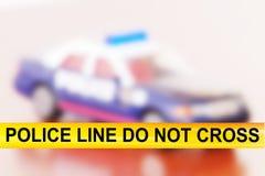 linje polis Royaltyfria Foton
