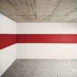 linje red Arkivfoto