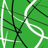 linje seamless modell Fotografering för Bildbyråer