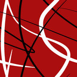 linje seamless modell Arkivbild