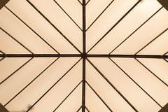 Linje takstruktur och genomskinliga tegelplattor för bästa sikt för abstrakt bakgrund Arkivbilder