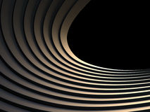 linjer 3d Royaltyfria Bilder
