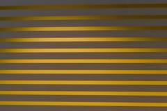 Linjer med orange bakgrund Royaltyfri Fotografi
