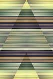 Linjer och pilbakgrund Royaltyfri Fotografi