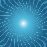 linjer spiral Royaltyfria Bilder