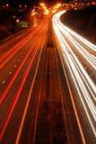 linjer trafik Royaltyfria Bilder