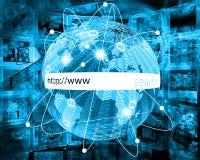 link Lizenzfreies Stockbild