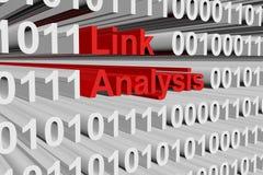 Link analysis Royalty Free Stock Photo