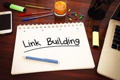 Link Building ilustración del vector