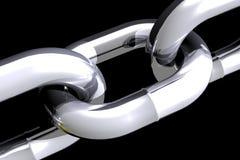 Link (3D). Photo of Link (3D vector illustration