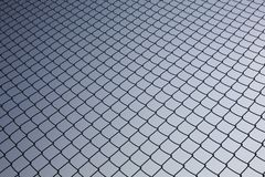 Link fence Stock Photo