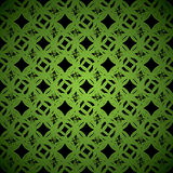 Link green background Royalty Free Stock Photo