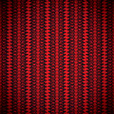 Link red seamless pattern Royalty Free Stock Photography