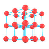 Linked Spheres Stock Images