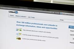 LinkedIn Stock Fotografie