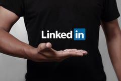 Linkedin Images libres de droits