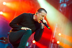 Linkin Park Royalty Free Stock Photography