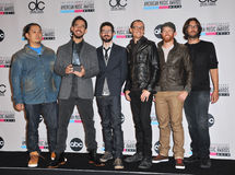 Linkin Park Royaltyfria Bilder