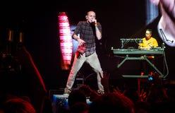 Linkin Park 2013 Obraz Royalty Free