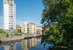 Linkoping, Svezia Immagine Stock Libera da Diritti