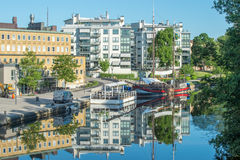 Linkoping, Sweden Stock Photography