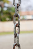 Links in a Chain Stock Photo