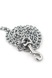 Links of a chain close up Royalty Free Stock Photos