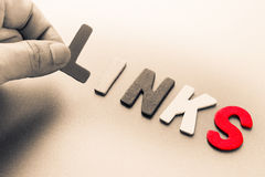 Links Stock Photography