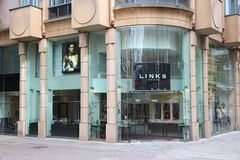 Links of London jewelry Stock Image