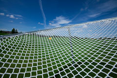 Links net web network chain netting seine sky Royalty Free Stock Images