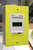 Linky electric meter Stock Photography