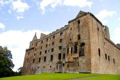 linlithgow宫殿苏格兰 库存照片