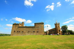 Linlithgow Castle Royalty Free Stock Images