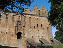 Linlithgow Castle Stock Photography