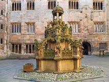 Linlithgow Castle, Scotland Stock Photo