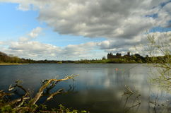 Linlithgow Loch Royalty Free Stock Images