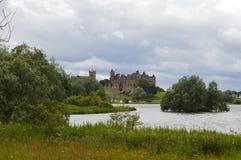 Linlithgow pałac zdjęcia stock